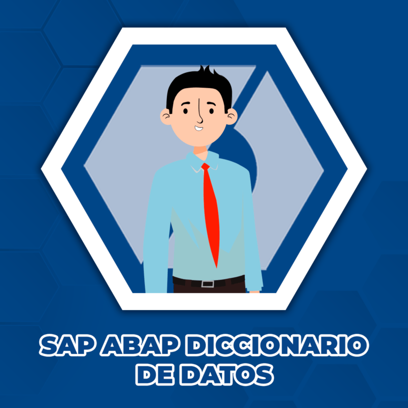 SAP ABAP DICCIONARIO DE DATOS