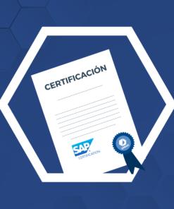 Certificación Oficial SAP