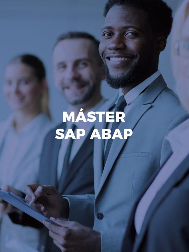 Máster SAP ABAP programación
