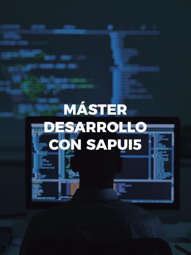 Máster SAP FIORI con SAPUI5