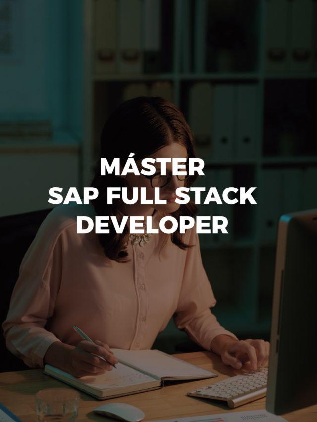 Máster SAP ABAP Full Stack developer